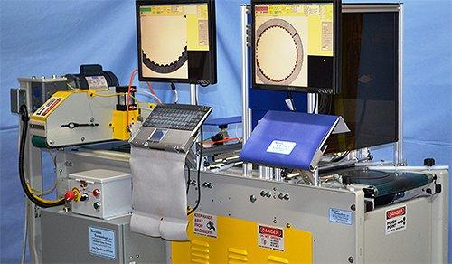 Friction liner inspection system